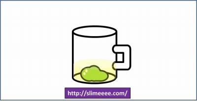 スライムにレモンをかける実験_04