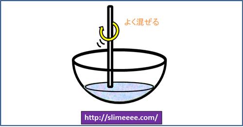 洗濯洗剤を使ったスライム作り方_03